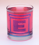 Arts & Crafts: Mega Man Energy Capsule Custom-made 10oz Glass
