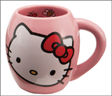 Hello Kitty 18oz Ceramic Mug