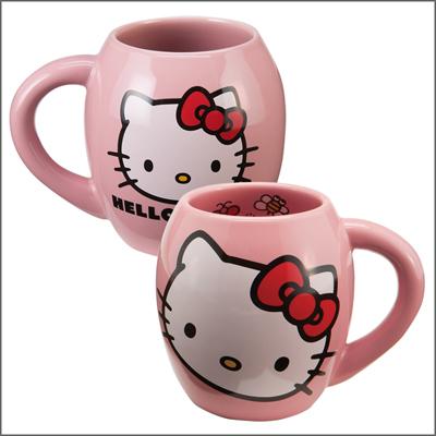 Hello Kitty 18oz Ceramic Mug