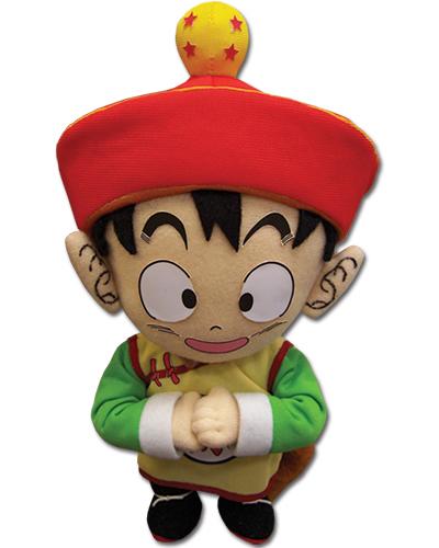 Dragon Ball Z Gohan 8 Inch Plush