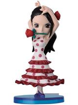 One Piece WCF Dressrosa Viola 2 3/4 Inch Figure