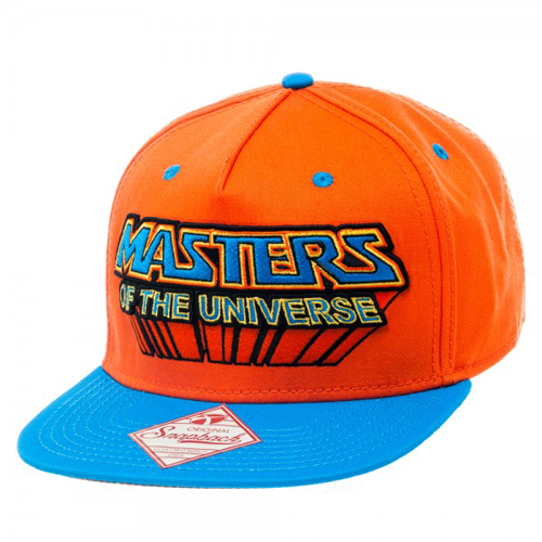 Masters of the Universe Logo Snapback