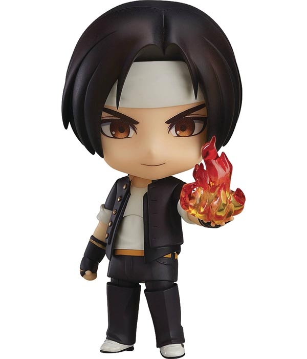 King of Fighters XIV Kyo Kusanagi Nendoroid