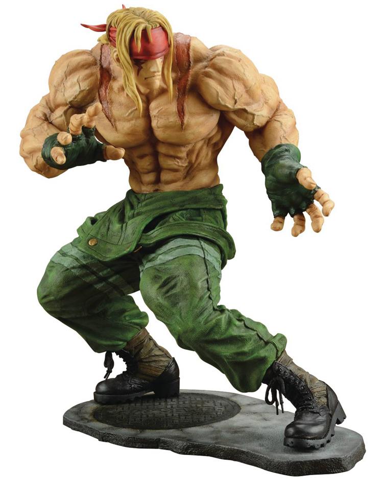 Street Fighter III 3rd Strike Alex 1/8 Scale Figure