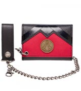 Assassins Creed PU Leather Chain Wallet