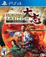 PS4 Nobunaga's Ambition Taishi Boxart