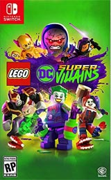 LEGO DC Supervillains