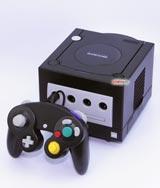 Nintendo GameCube Jet Black Refurbished System - Grade A