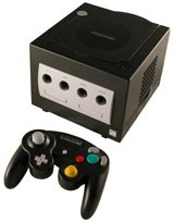 Nintendo GameCube Jet Black Refurbished System - Grade A