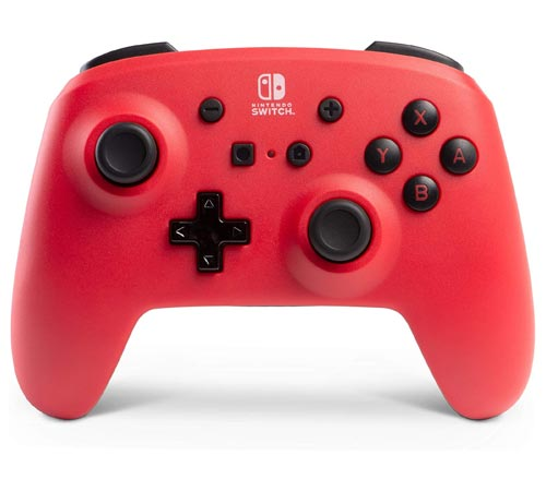 Nintendo Switch Wireless Controller: Red