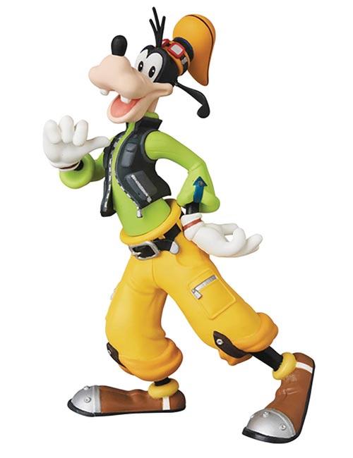 Kingdom Hearts: Goofy Ultra Detail Figure