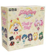Sailor Moon Crystal: Truth or Bluff Board Game