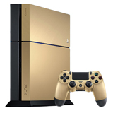 Sony PlayStation 4 Gold Taco Bell Limited Edition System - Refurbished