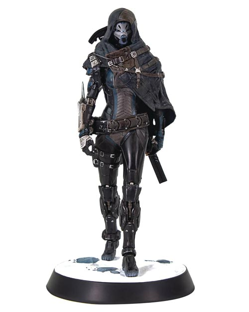 Destiny The Stranger 10 Inch Statue