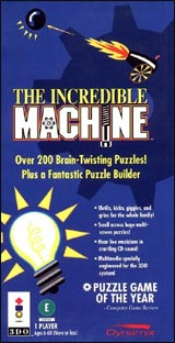 Incredible Machine 3DO