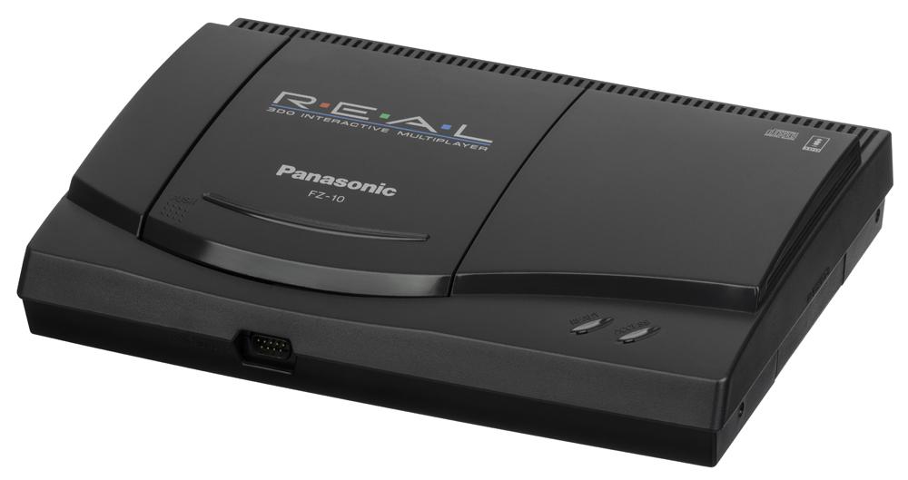 3DO Panasonic FZ-10 System