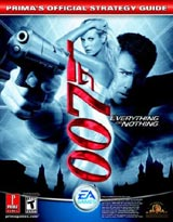 Bond 007: Everything or Nothing Official Strategy Guide