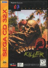 Corpse Killer / CD 32X