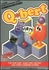 Q*bert (Parker Bros)