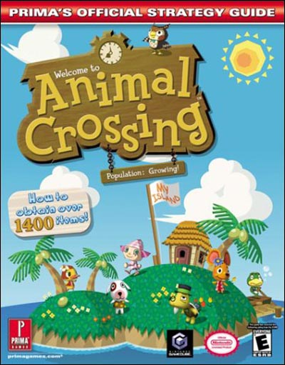 Animal Crossing Prima's Official Strategy Guide