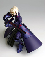 Fate/Stay Night: Saber Alter Revoltech Action Figure