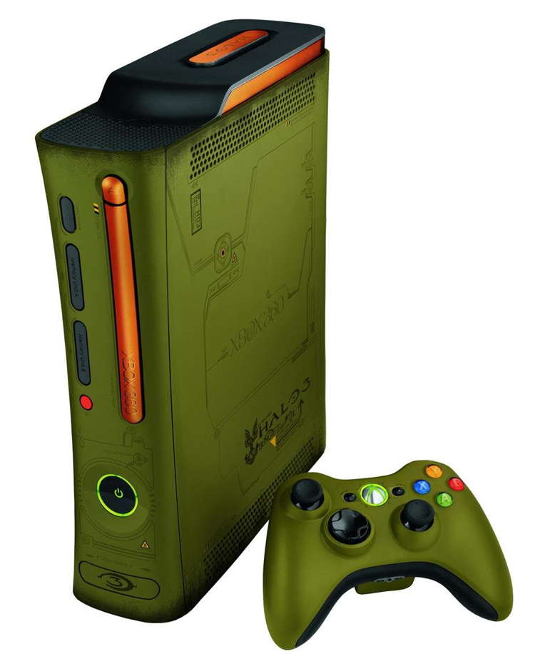 Microsoft Xbox 360 Halo 3 Special Edition Package