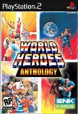 World Heroes Anthology