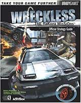 Wreckless: Yakuza Missions Official Strategy Guide Book