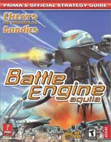 Battle Engine Aquila Official Strategy Guide Book
