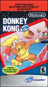 Donkey Kong e-Reader Cards