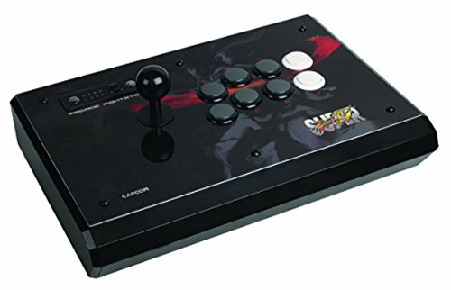 PS3 Super Street Fighter IV FightStick Tournament Edition Black
