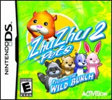Zhu Zhu Pets 2 Featuring the Wild Bunch