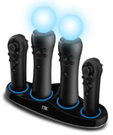 PlayStation Move Quadruple Port Charging Station