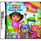 Nickelodeon Team Umizoomi & Dora's Fantastic Flight