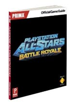 PlayStation All-Stars Battle Royale Official Game Guide (Prima)