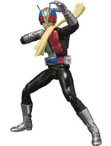 Masked Rider V3: Riderman S.H.Figuarts Action Figure