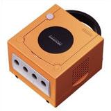 Nintendo GameCube System Orange