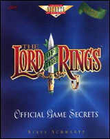 Lord of the Rings Official Game Secrets