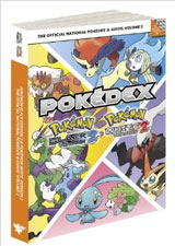 Pokemon Black & White Version 2 National Pokedex Guide Volume 2