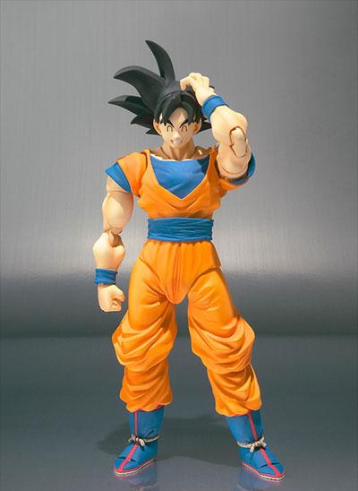 Dragon Ball Z Son Goku S.H. FigureArts Action Figure