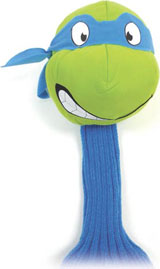 Teenage Mutant Ninja Turtle Leonardo Golf Club Cover