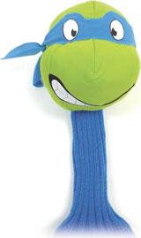 Teenage Mutant Ninja Turtle Leonardo Golf Club Cover