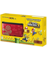 Nintendo 3DS XL System Super Mario Bros 2 Limited Edition