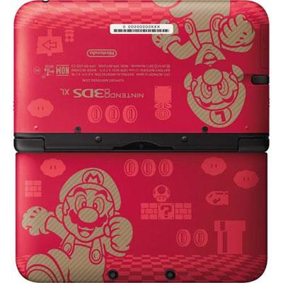 Mario 3DS XL