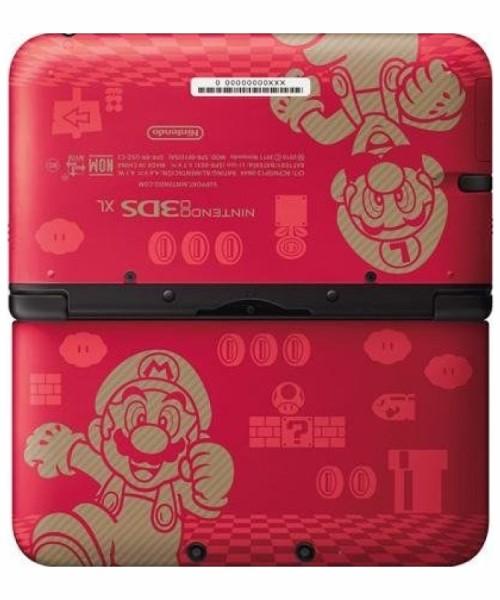 Nintendo 3DS XL System Super Mario Bros 2 Limited Edition