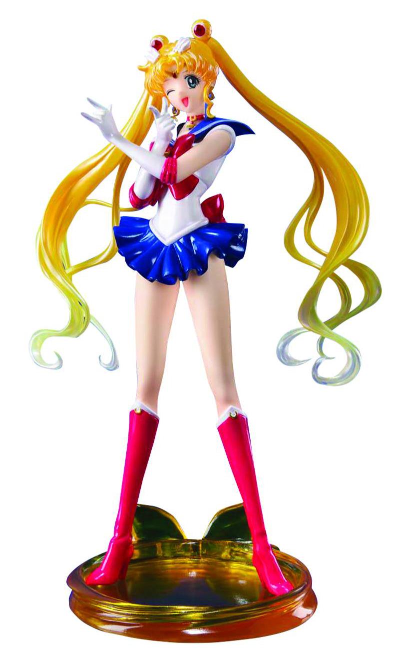 Sailor Moon Figuarts Zero PVC Fig