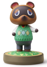 amiibo Tom Nook Animal Crossing