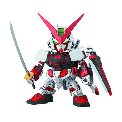 Gundam SD EX Standard 007 Astray Red Frame Mini Figure