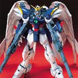Gundam Endless Waltz Zero Custom 1/100 Scale HG Model Kit