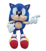 Sonic The Hedgehog Classic Sonic 9 Inch Plush